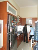 Kitchen Set L Shape - Custom Furniture Semarang