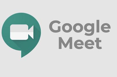 Google Meet App logo