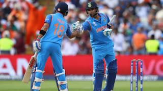 India vs Bangladesh 2nd Semi-final ICC CT 2017 Highlights