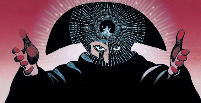 Imagen del póster de Amadeus, de Milos Forman