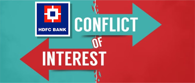 "HDFC Bank is like if your gynaec collects real-time information about when and with whom you have sex, what kind of sex you are habituated to, exactly when you menstruate, what kind of lingerie and sanitary pads you are currently wearing, etc. and then this gynaec goes and hires a bunch of MBAs and college freshers, calls them ""Relationship Managers"", lets them hang around his clinic pretending to be gynaecologists themselves till you start feeling comfortable enough to tell them about your intimate problems."