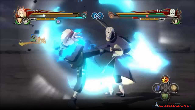 Naruto Shippuden Ultimate Ninja Storm Revolution Screenshot 2