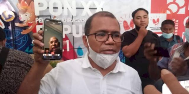 Lukas Enembe Akan Lapor Jokowi, Penunjukan Dance Yulian Flassy Plh Gubernur Papua Cacat Administrasi