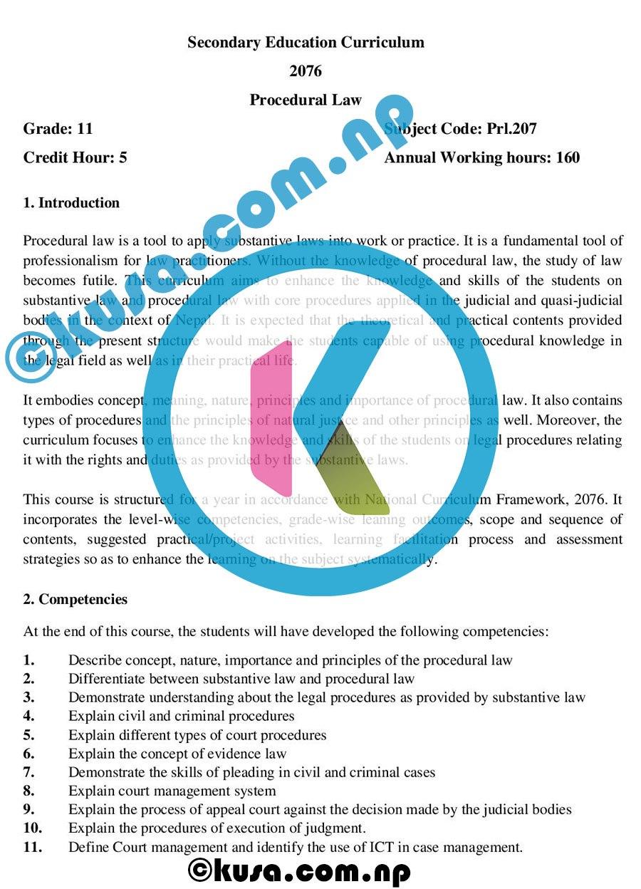 Grade-11-XI-Procedural-Law-Curriculum-Subject-Code-Prl207-2076-2077