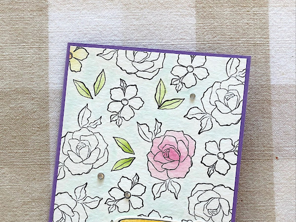Love, Tea, and Watercolouring