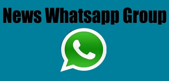 News Whatsapp group - Get daily news updates on whatsapp group