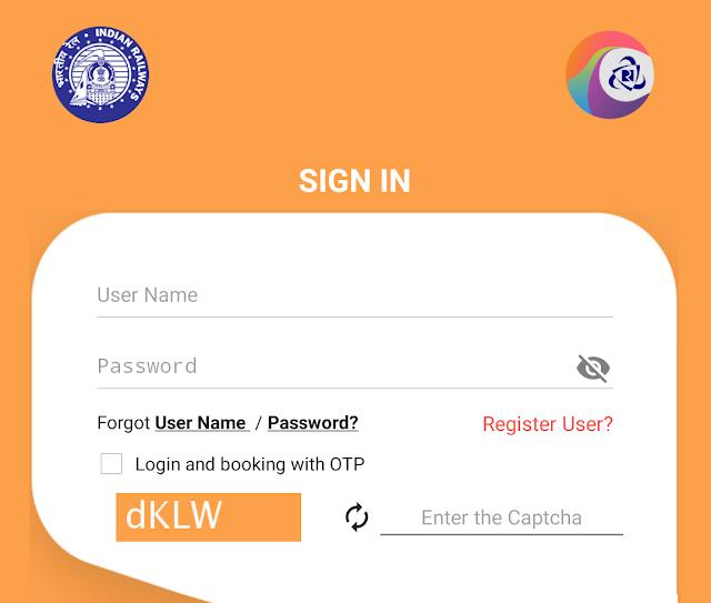 IRCTC Mobile app Registration कैसे करते है step by step पूरी जानकारी