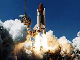 Nos fóruns, os gurus costumam utilizar a imagem de um foguete para simbolizar a grande valorização de uma ação