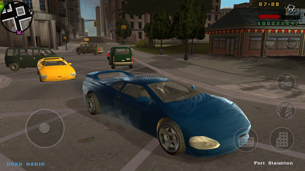 تحميل لعبة GTA Liberty City Stories Android v2.4 لأجهزة psp ومحاكي ppsspp