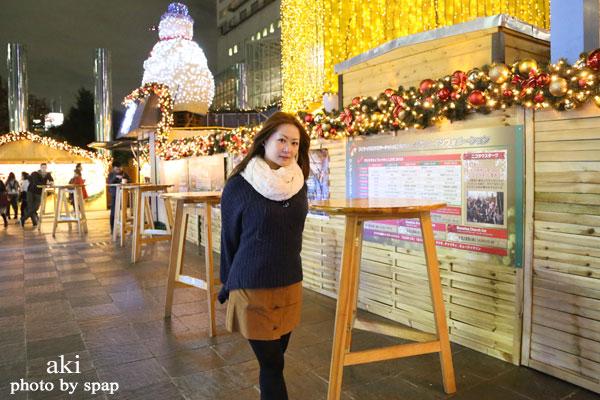ドイツ・クリスマスマーケット大阪2016 <大阪 北区>