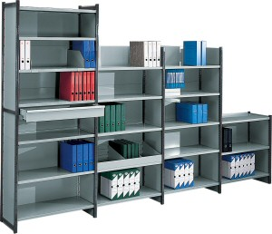 Even You Can Simply Renew Your Old Office Settings And Storage With These Trendy Funky Amazing Cabinets Open Racks