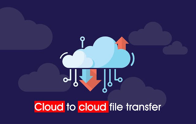 Download files directly to cloud storage.