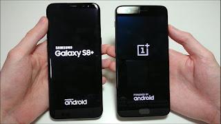مقارنة شاملة بين الهاتفين وان بلس 5 وغالاكسي اس 8  |OnePlus 5 vs Samsung Galaxy S8 Plus
