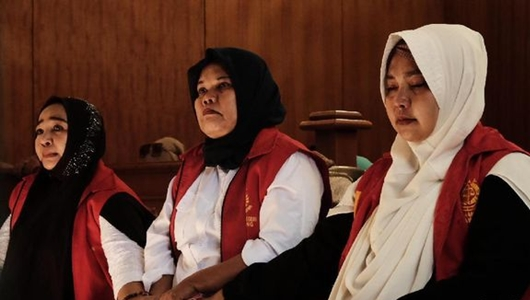 Kampanye Hitam ke Jokowi, 3 Emak PEPES Divonis 6 Bulan Penjara