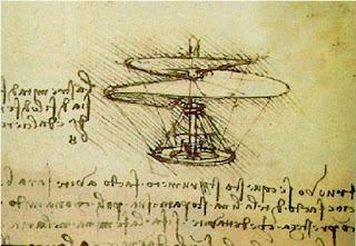 Helicopter Leonardo da Vinci