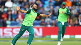 South Africa vs Afghanistan 21st Match ICC Cricket World Cup 2019 Highlights