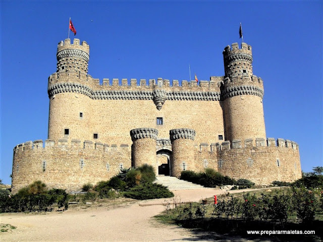 Castillos en la Comunidad de Madrid imprescindibles