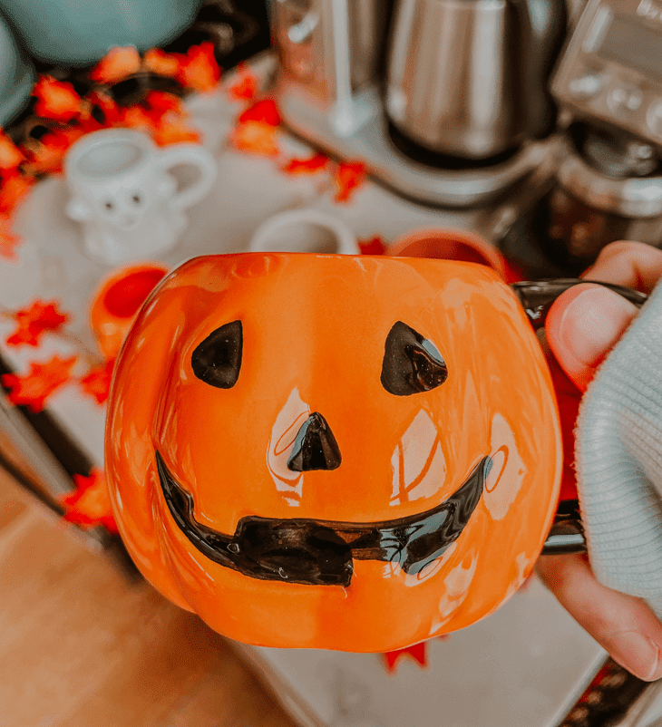 Target halloween mug — Target Jack o lantern mug — Target Hyde and eek mug — Halloween mugs target — Jack o lantern mug — Halloween Jack o lantern mug