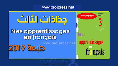 fiches pédagogique mes apprentissages en français 3aep 2019