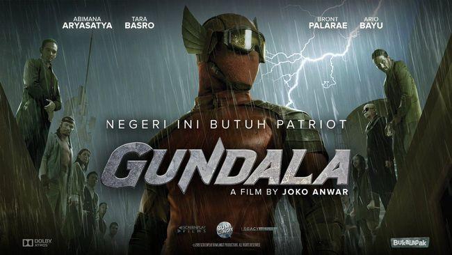 GUNDALA (2019) REVIEW: Negeri Ini Butuh Patriot