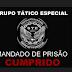 GTE de Sousa prende mulher condenada por crime de tráfico de drogas