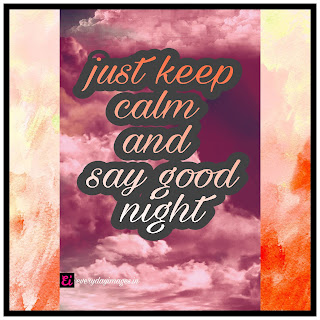 Good night images for youtubers and website makers