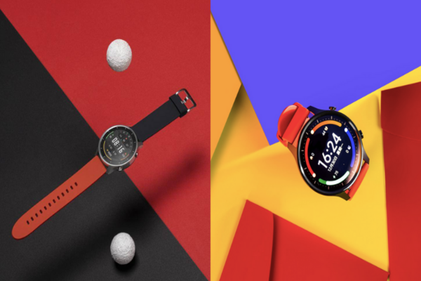 أول ظهور لساعة شاومة الذكية الجديدة Mi Watch Color