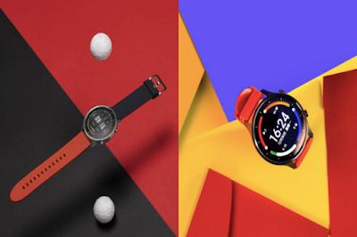 تعرف على ساعة شاومي الذكية الجديدة Mi Watch Color