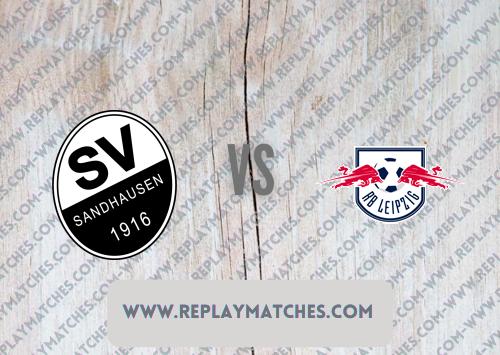 Sandhausen vs RB Leipzig -Highlights 07 August 2021