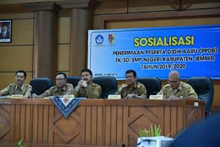 PPDB TK, SD, SMP Mengacu Pada Permendikbud 51 tahun 2018
