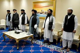 Top US general meets with Taliban for peace talks
