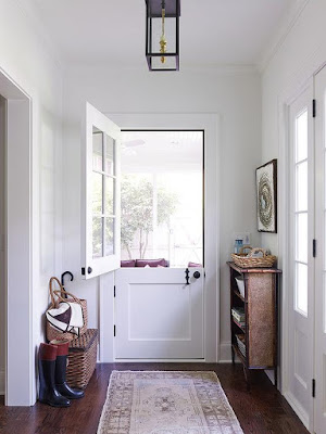 Portas holandesas - dutch door
