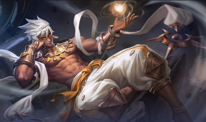 Fakta Unik Hero Mage Mobile Legends: Bang Bang - Vale
