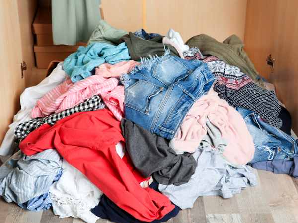 11 Ways to Upcycle Old Clothes