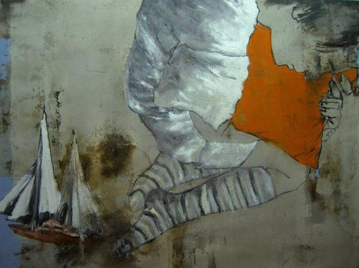 Турецкий художник. Murat Ozbakir