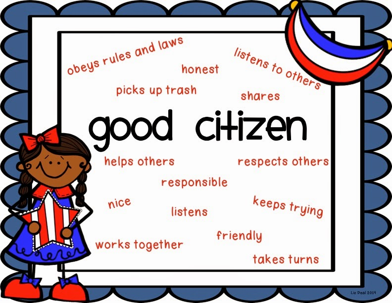 good citizenship clipart - photo #24