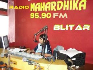 Radio Mahardhika FM 95.9 MHz Kota Blitar