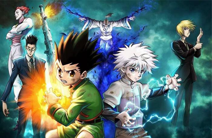 hunter x hunter nen test transmuter, anime tentang kekuatan tersembunyi, anime super power yang keren