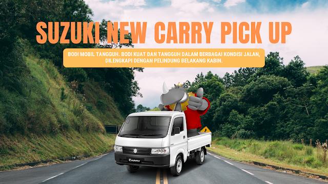 Review Mobil Pick Up Terbaik Dari Suzuki