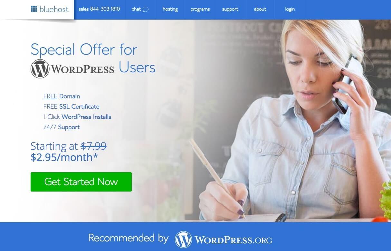 Bluehost Web Hosting Reviews