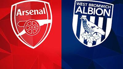 مشاهدة مباراة ارسنال ضد ويست بروميتش 2-1-2021 بث مباشر في الدوري الانجليزي