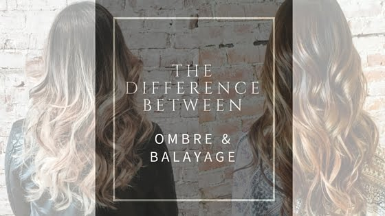 Ombre Vs Balayage Miss Beauty Glam