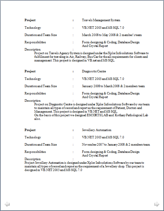 resume blog co  excellent resume sample of experienced