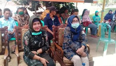 Mardiana Kunjungi Masyarakat Desa Gunung Sadar
