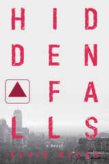book cover of Hidden Falls by Kevin Myers