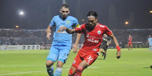 Video Cuplikan Gol Persela Lamongan 2-0 Persija Jakarta