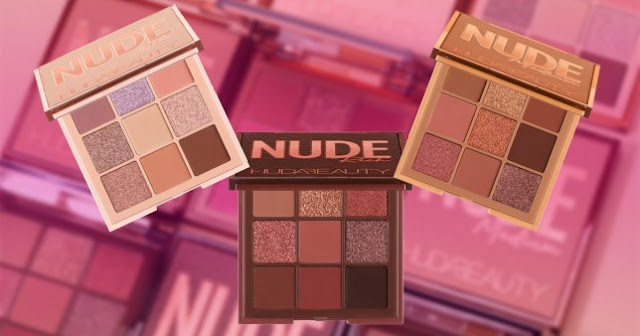 Nude Obsessions  Palety