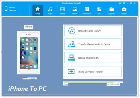 How To Connect iPhone to PC Without iTunes?