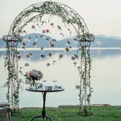 allestimenti matrimonio ecologico