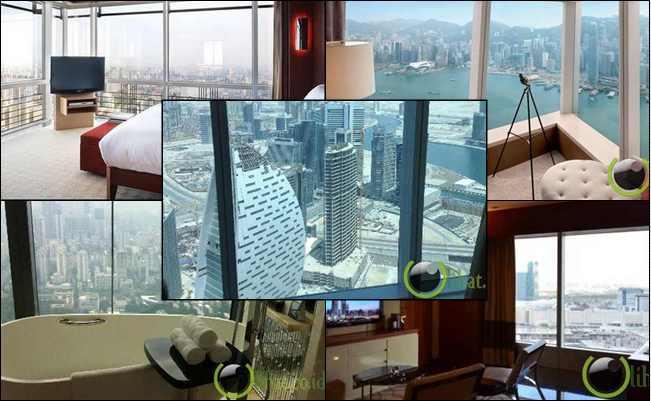 6 Hotel Tertinggi di Planet Bumi